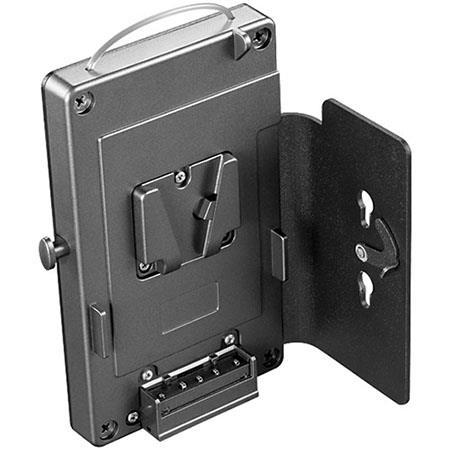 Dedolight Belt Adapter for V-Mount Batteries with Holding Plate for DT4BAT/BI-BAT Ballasts