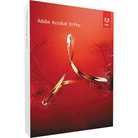 Adobe Acrobat PRO 11 MAC Student Edition -Download Version - IMPORTANT NOTICE This Student Edition is Absolutely Not Refundable, Verify your Eligibility with Adobe, Before you make your Purchase