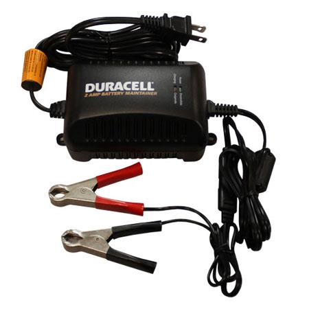 Duracell 2 Amp Automotive Battery Maintainer