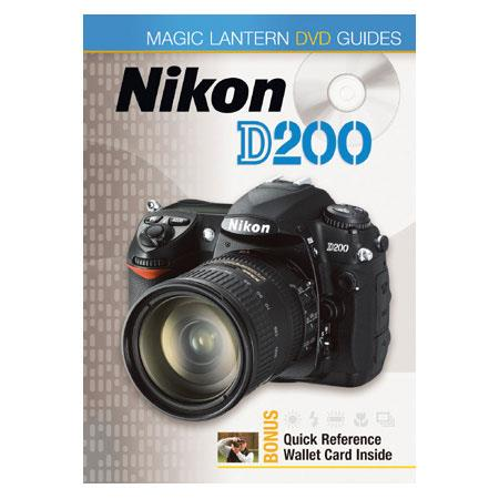 DVD: Magic Lantern DVD Guide for Nikon D200 Digital SLR Camera image