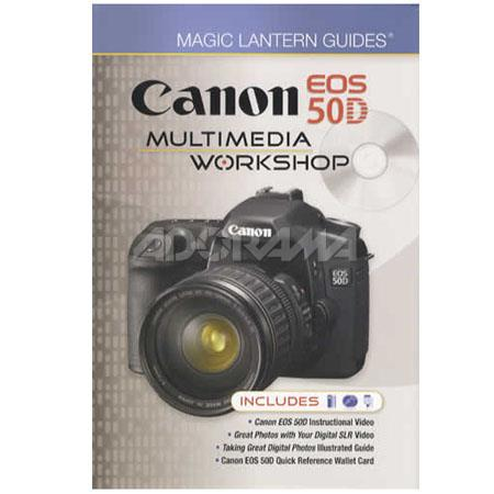 Magic Lantern Guides: Canon EOS 50D Multimedia Workshop image