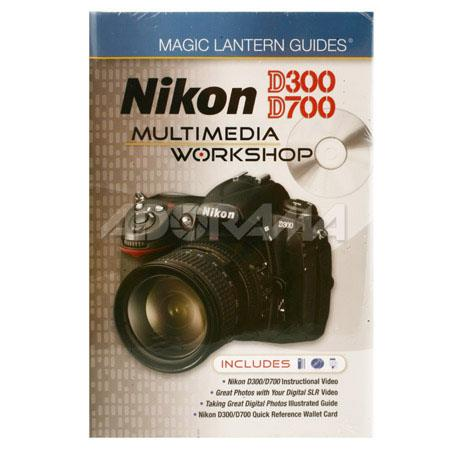 Magic Lantern Guides: Nikon D300/D700 Multimedia Workshop image