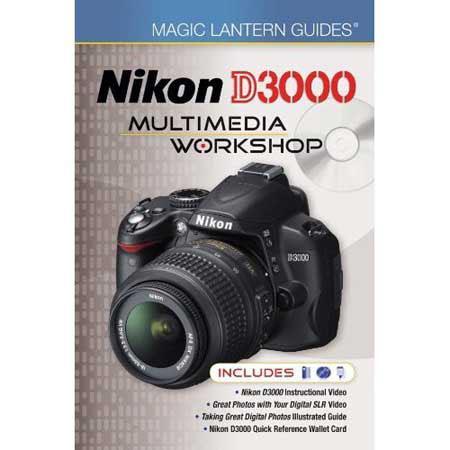 Magic Lantern Guides: Nikon D3000 Multimedia Workshop image