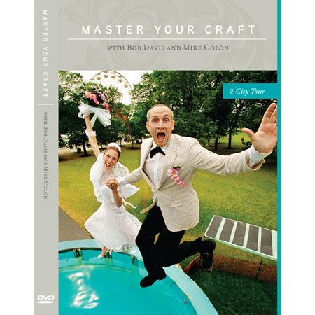 "Davis Workshops DVD: ""Master Your Craft"" with Bob Davis & Mike Colon"