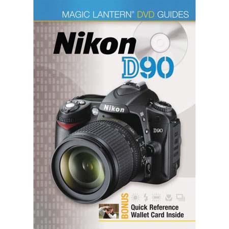 DVD: Magic Lantern DVD Guide for the Nikon D90 Digital SLR Camera image