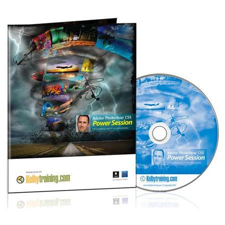 Kelby Training DVD: Adobe Photoshop CS5 Power Session By Matt Kloskowski