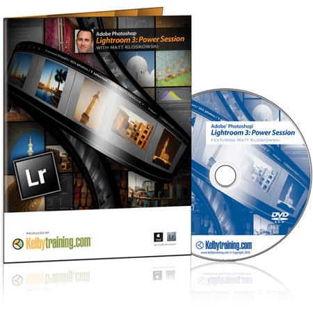 Kelby Training DVD: Adobe Photoshop Lightroom 3 Power Session by Matt Kloskowski