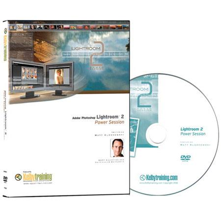 Peachpit Training DVD - Lightroom 2 Power Session DVD, Matt Kloskowski