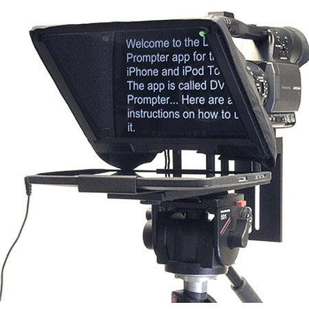 Datavideo TP-300B Prompter Kit for iPad & Android Tablets