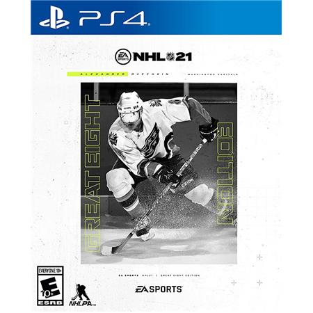 Electronic Arts Electronic Arts NHL Ultimate Edition 21 for PS4
