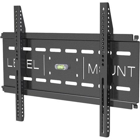 "Elexa Level Mount, Universal Low Profile Fixed Position LCD/Plasma Television Mount, Fits 26"" to 50"" TV's up to 200 lbs image"