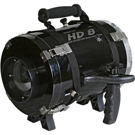 Equinox HD Pro Underwater Housing for Sony PMW-EX3 Camcorder - Depth Rating: 200' / 61 m