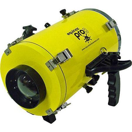 Equinox Pro 8X Underwater Housing for Panasonic AG-DVX100B Camcorder - Depth Rating: 250' / 75 m