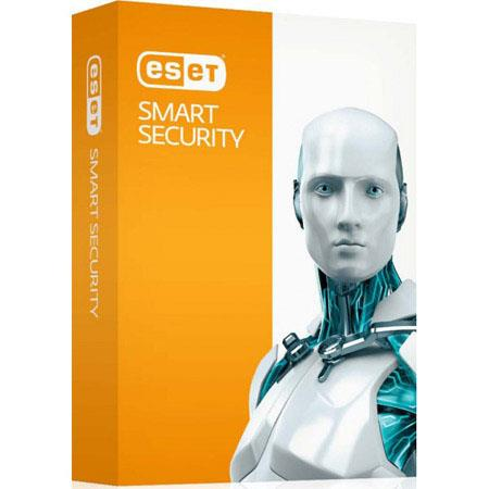 ESET Smart Security 2014 Adition All-In-One Internet Security with Anti-Theft and Social Media Scanner, 3 User License, 1 Year, Boxed