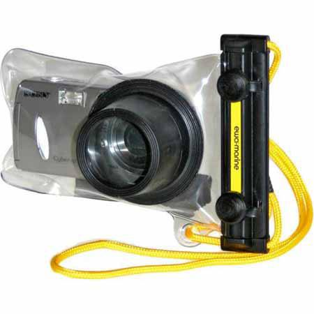 Ewa-Marine SplashiX Underwater Small Housing with Long Front Port for Longer Zoom Small Point & Shoot Cameras