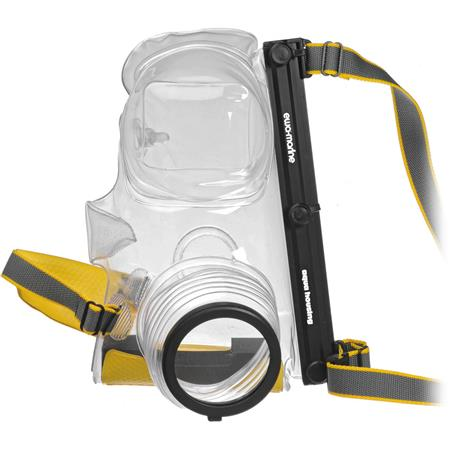 Ewa-marine Underwater Camera Housing U-AX f/ AF SLR Cameras w/ a Top Mounted Flash - E133 image