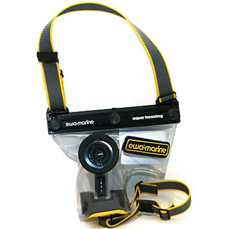 Ewa-Marine VPE Underwater Video Camcorder Housing for Panasonic SDR-S100, SDR-S150, & other Similar size Camcorders - Rated to 33'