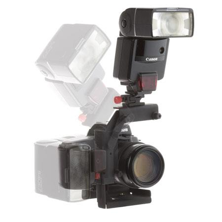 Flashpoint Digital Camera Folding Flash Bracket