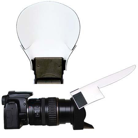 Hughes Soft Light Adjustable Reflector and Lens Visor image