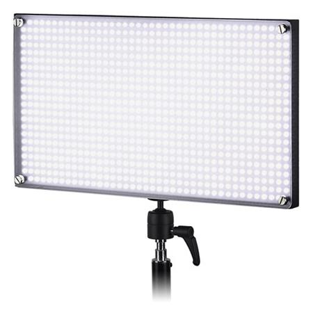 Fotodiox LED-876A Daylight Dimmable Photo/Video LED Light Kit, Includes 2x NP-F750 Batteries, Light Stand Mounting Bracket,...