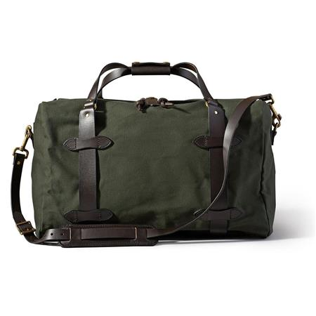 Filson Rugged Twill Duffle Bag, Medium, Otter Green
