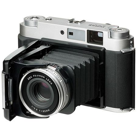 Fujifilm GF670 Professional Medium Format Folding Camera with Fujinon EBC 80mm f/3.5 Lens