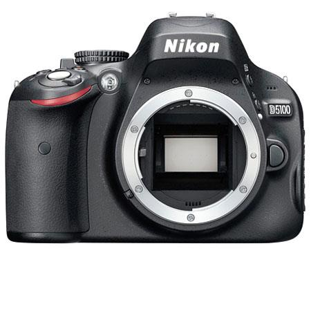 Nikon D5100 16.2 MP 715nm Infrared ONLY Camera