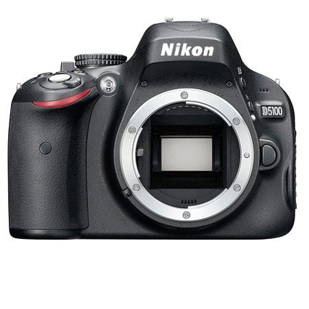Nikon D5100 16.2 MegaPixel Infrared-UV Visible Camera