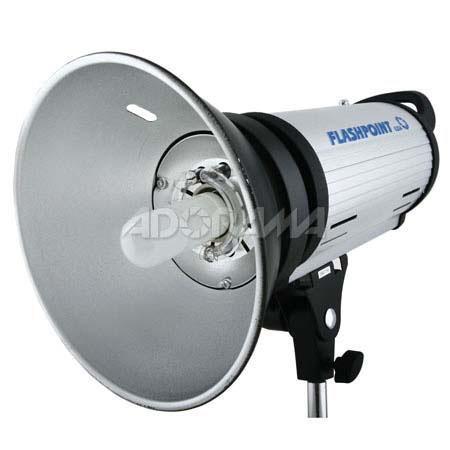 Flashpoint II Model 620a Monolight, 300 Watt Second Strobe. image