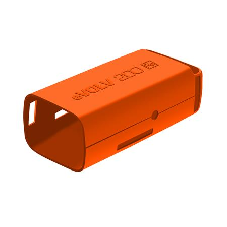 Flashpoint Silicone Skin for eVOLV 200 Pocket Flash - Orange