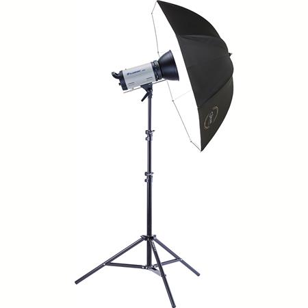 Flashpoint Solo Umbrella Portrait 1220m 1 Monolight Kit Fp