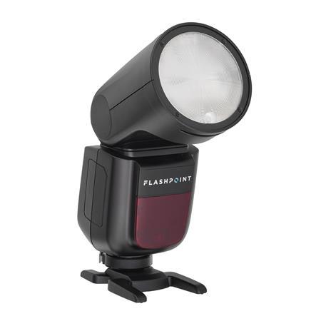 Flashpoint Flashpoint Zoom Li-on X R2 TTL On-Camera Round Flash Speedlight For Sony (Godox V1)