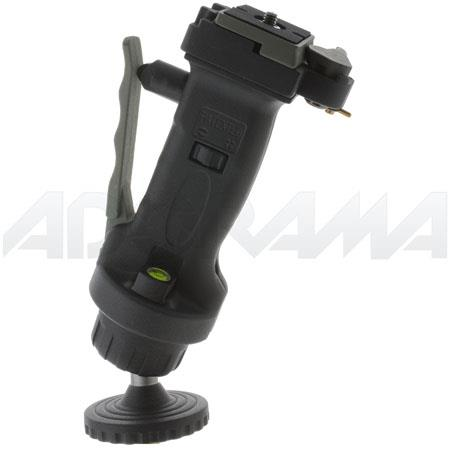 Flashpoint Pistol Style Ball Head with QR Platform Plate, Supports 8 lbs. image