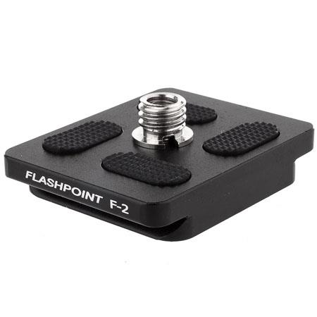 Flashpoint Quick Release Plate for the F-2 Ball Head image
