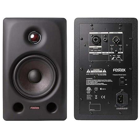 "Fostex PREMIUM Digital 6"" 2-way studio monitors"