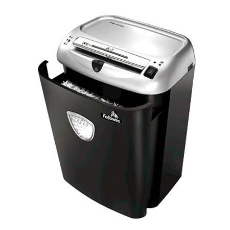 Fellowes Powershred PS-77CS Confetti-Cut Shredder, 12 Sheets at Once / 11 Ft/Min - 7 Gallon Basket image