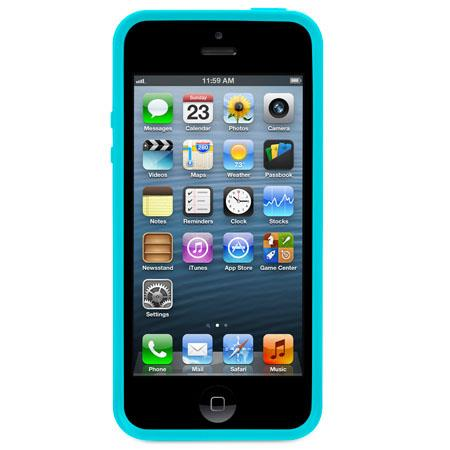 Griffin Technology Reveal Case for iPhone 5, Blue