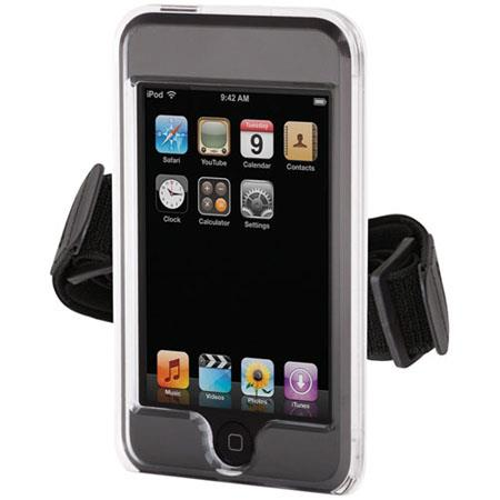 Griffin Technology iClear Hard Shell Case for iPod Touch image