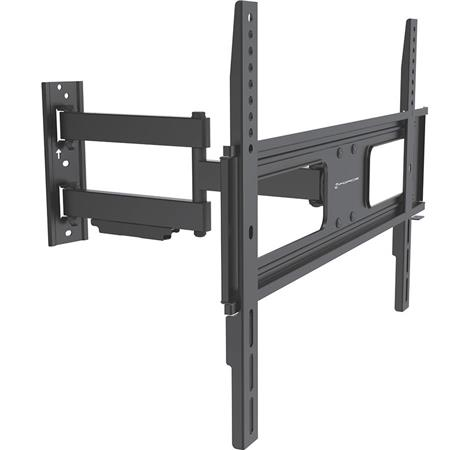 gforce full motion tilt and swivel tv wall mount for 37 70. Black Bedroom Furniture Sets. Home Design Ideas