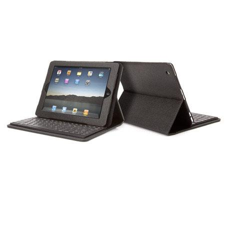 Griffin Technology Bluetooth Folio Case with Keyboard for iPad 2/iPad 3/iPad 4