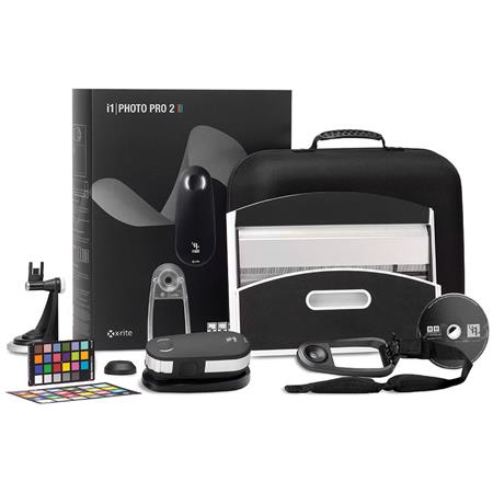 X-Rite i1Photo Pro 2 Color Profiling Software Bundle