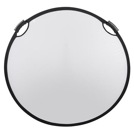 "Glow Circular Collapsible Reflector with Handles (42"", Translucent)"