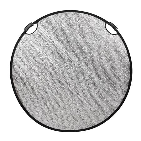 "Glow Collapsible Circular Wind Proof Reflector with Handles (42"")"