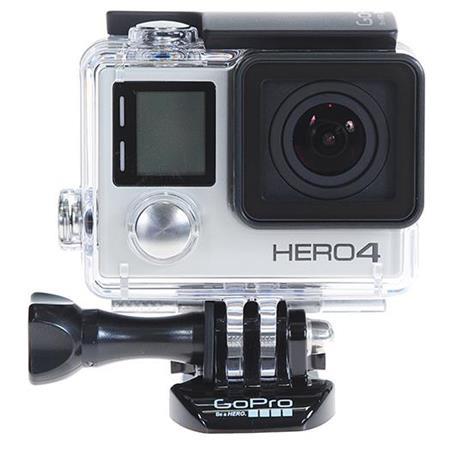GoPro HD Hero 4 Silver Surf Camera