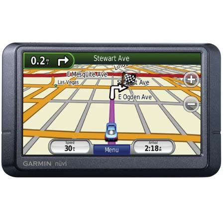 "Garmin nuvi 255W, Portable GPS Car Navigator & Personal Travel Assistant for North America, with 4.3"" Widescreen LCD Touch Screen and USB Interface image"