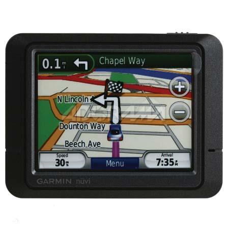 "Garmin Nuvi 265T, Portable GPS Car Navigator with 3.5"" TFT Display, Preloaded City Navigator NT for North America image"