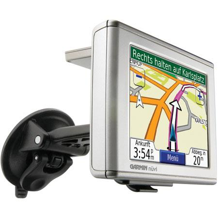 "Garmin nuvi 350, Portable GPS Car Navigator & Personal Travel Assistant with 3.5"" LCD Touch Screen and USB Interface image"