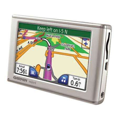 "Garmin nuvi 650, Portable GPS Car Navigator & Personal Travel Assistant with 4.3"" LCD Touch Screen and USB Interface image"