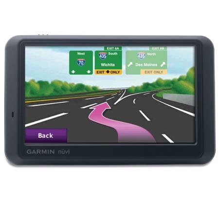 "Garmin Nuvi 755T, GPS Car Navigator with 4.3"" TFT, Preloaded City Navigator NT for North America image"
