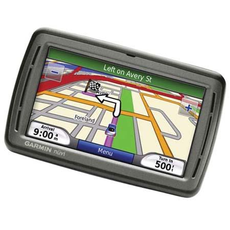 "Garmin nuvi 850, Portable GPS Car Navigator with 4.3"" WideScreen LCD, Speech Recognition & Preloaded City Navigator NT for North America image"